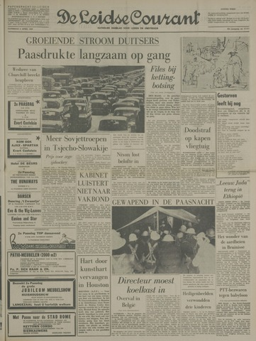 Leidse Courant 1969-04-05