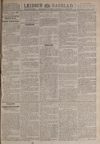 Leidsch Dagblad 1920-08-04