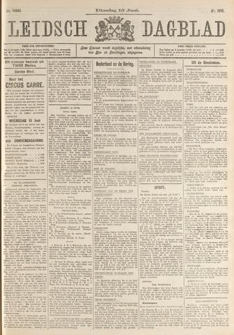 Leidsch Dagblad 1915-06-15