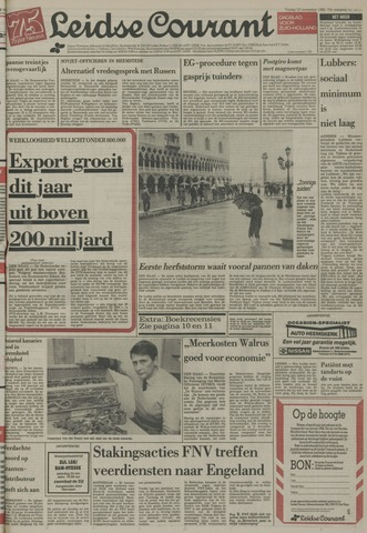 Leidse Courant 1984-11-23