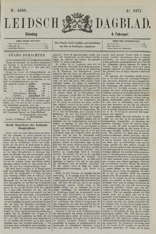 Leidsch Dagblad 1875-02-09