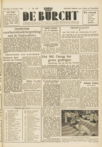 De Burcht 1945-10-27