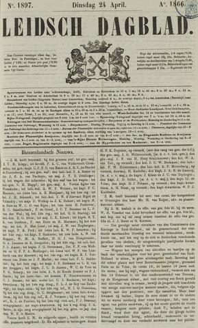 Leidsch Dagblad 1866-04-24