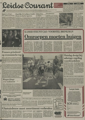Leidse Courant 1985-05-03