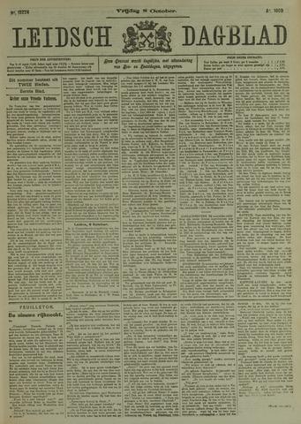 Leidsch Dagblad 1909-10-08