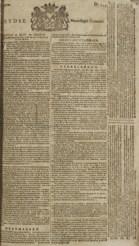 Leydse Courant 1770-10-15