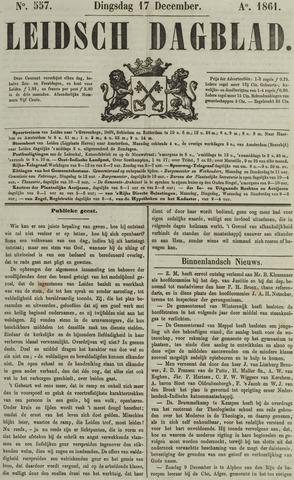 Leidsch Dagblad 1861-12-17