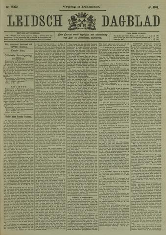 Leidsch Dagblad 1909-12-03