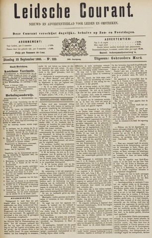 Leydse Courant 1885-09-22