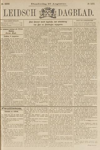 Leidsch Dagblad 1893-08-10