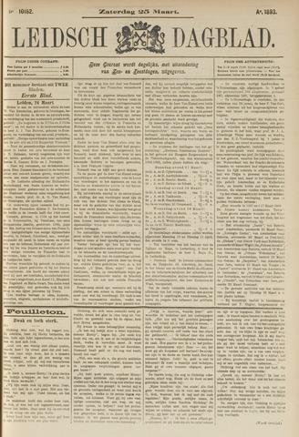 Leidsch Dagblad 1893-03-25