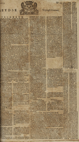 Leydse Courant 1753-02-02