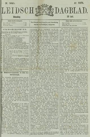 Leidsch Dagblad 1876-07-25