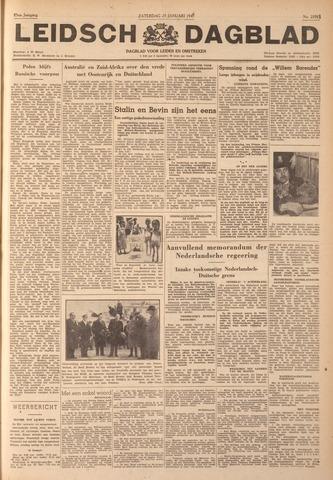 Leidsch Dagblad 1947-01-25
