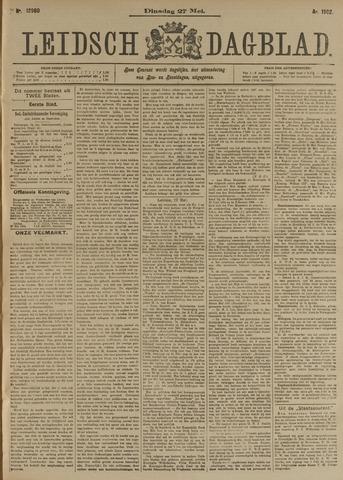 Leidsch Dagblad 1902-05-27
