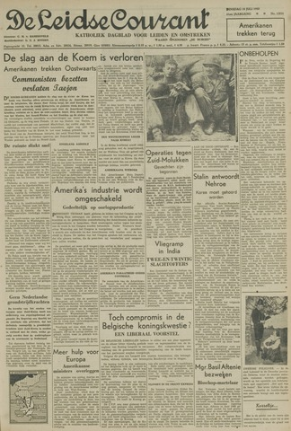 Leidse Courant 1950-07-18