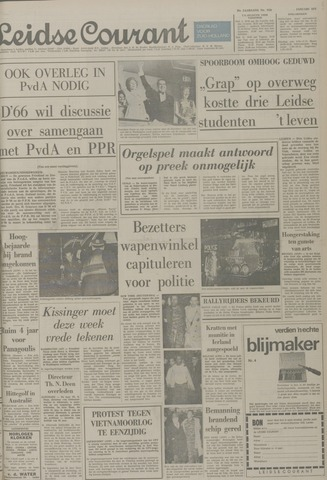 Leidse Courant 1973-01-22