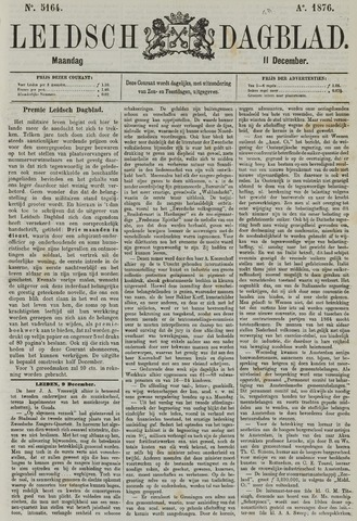 Leidsch Dagblad 1876-12-11