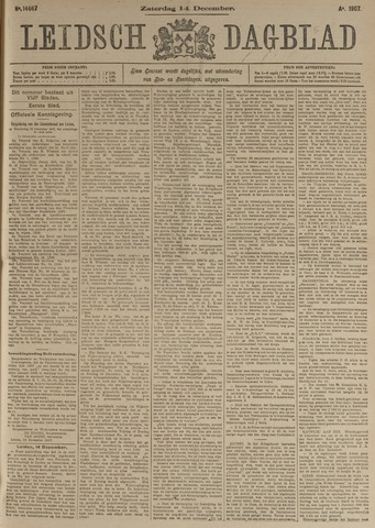 Leidsch Dagblad 1907-12-14