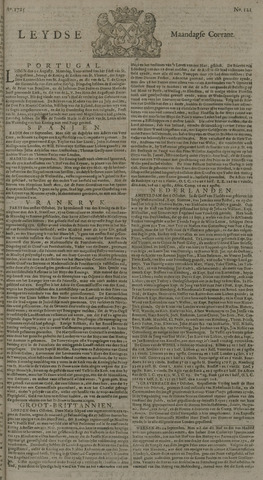 Leydse Courant 1725-10-08