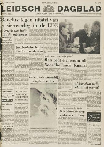 Leidsch Dagblad 1966-01-25