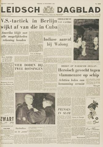 Leidsch Dagblad 1962-11-16