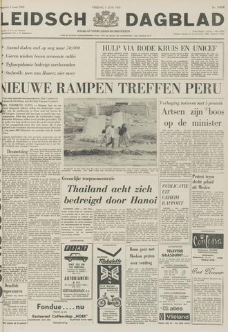 Leidsch Dagblad 1970-06-05