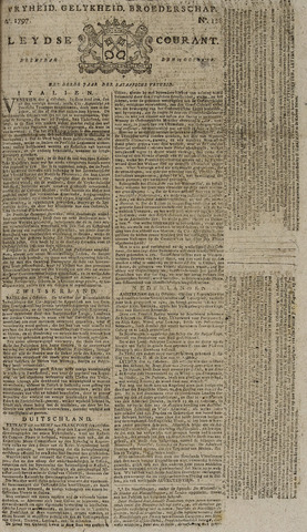 Leydse Courant 1797-10-25