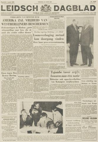 Leidsch Dagblad 1961-06-23