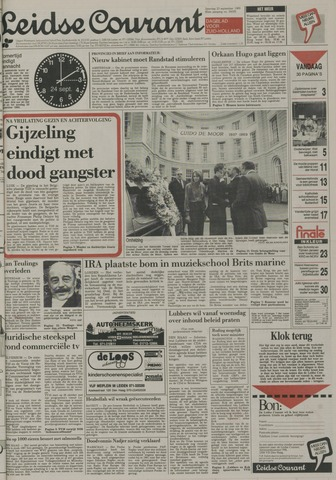 Leidse Courant 1989-09-23