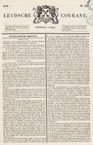 Leydse Courant 1846-07-08