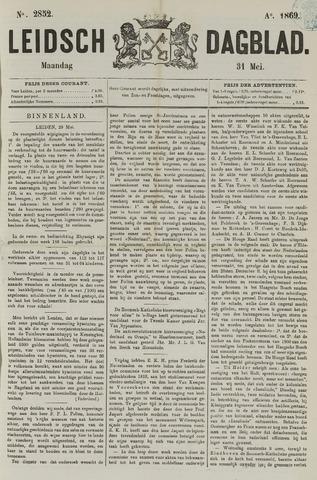 Leidsch Dagblad 1869-05-31