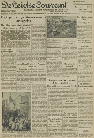 Leidse Courant 1950-07-10