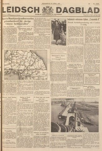Leidsch Dagblad 1951-04-26