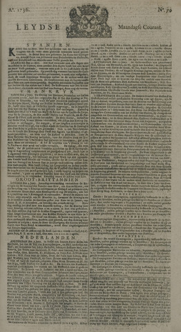 Leydse Courant 1736-06-11