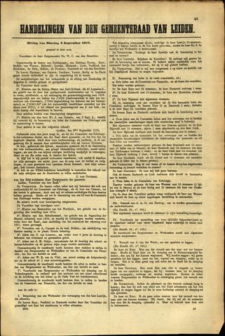 Handelingen van de Raad 1872-09-03