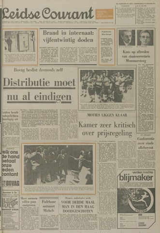 Leidse Courant 1974-01-24