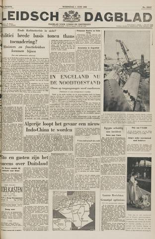 Leidsch Dagblad 1955-06-01