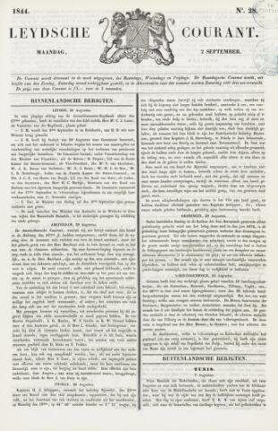 Leydse Courant 1844-09-02