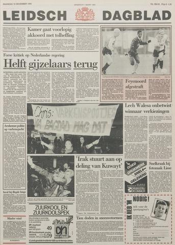 Leidsch Dagblad 1990-12-10