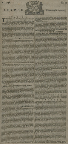 Leydse Courant 1748-07-17