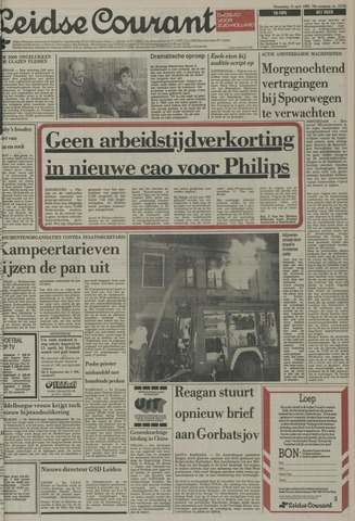 Leidse Courant 1985-04-10