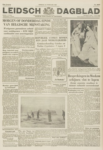 Leidsch Dagblad 1959-02-24