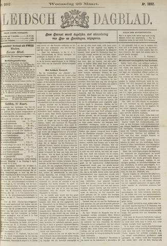 Leidsch Dagblad 1892-03-23