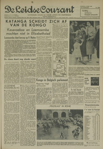 Leidse Courant 1960-07-12