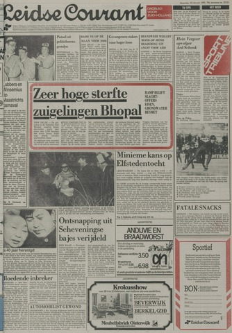 Leidse Courant 1985-02-18