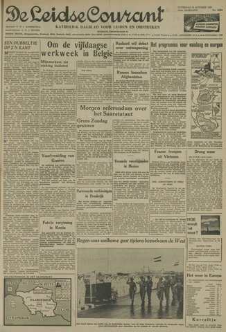 Leidse Courant 1955-10-22