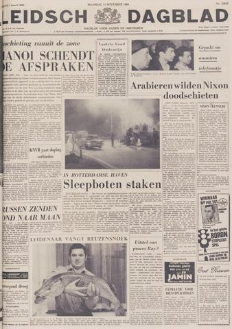 Leidsch Dagblad 1968-11-11
