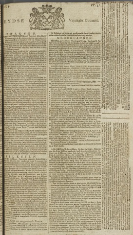 Leydse Courant 1773-03-26