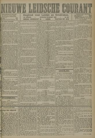 Nieuwe Leidsche Courant 1921-03-15
